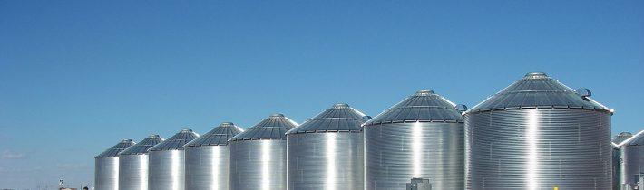 Storing Grains in Silos